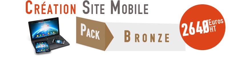 Alternate web - agence Metz - création de site internet mobile - offre prix bronze