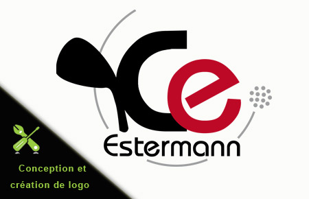 Création et conception du logo Christophe Estermann