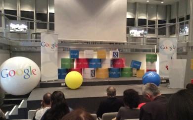 Alternate Consulting à la Google Academy - Metz 2014