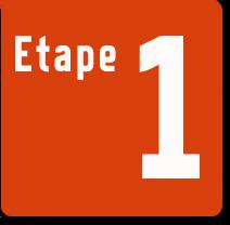 Etapes d