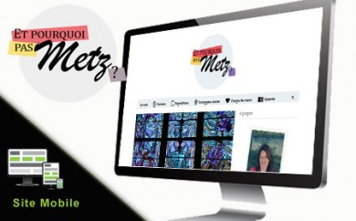 Alternate Web agence web à Metz - création du blog etpourquoipasmetz