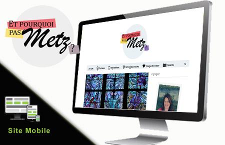 Alternate Web agence web à Metz - création du blog etpourquoipasmetz.com