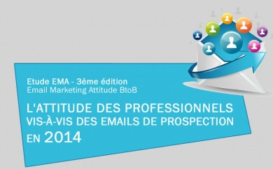 étude EMA 2014 e-mail marketing professionnels