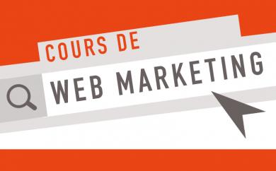Cours de web Marketing à l'iae de Metz - université de Lorraine